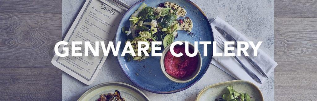 Genware cutlery