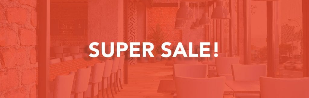 Super sale available at Roneford Catering