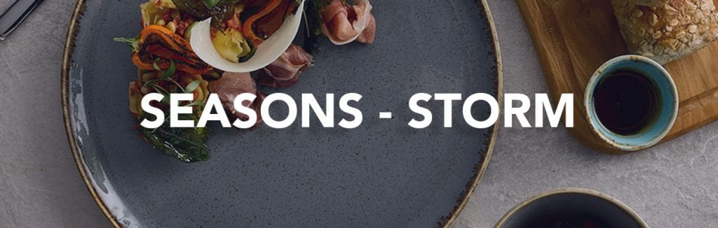 seasons storm crockery