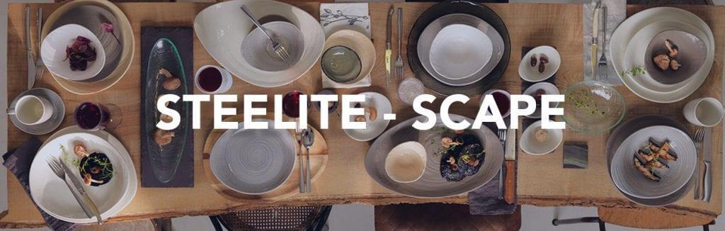 steelite scape crockery